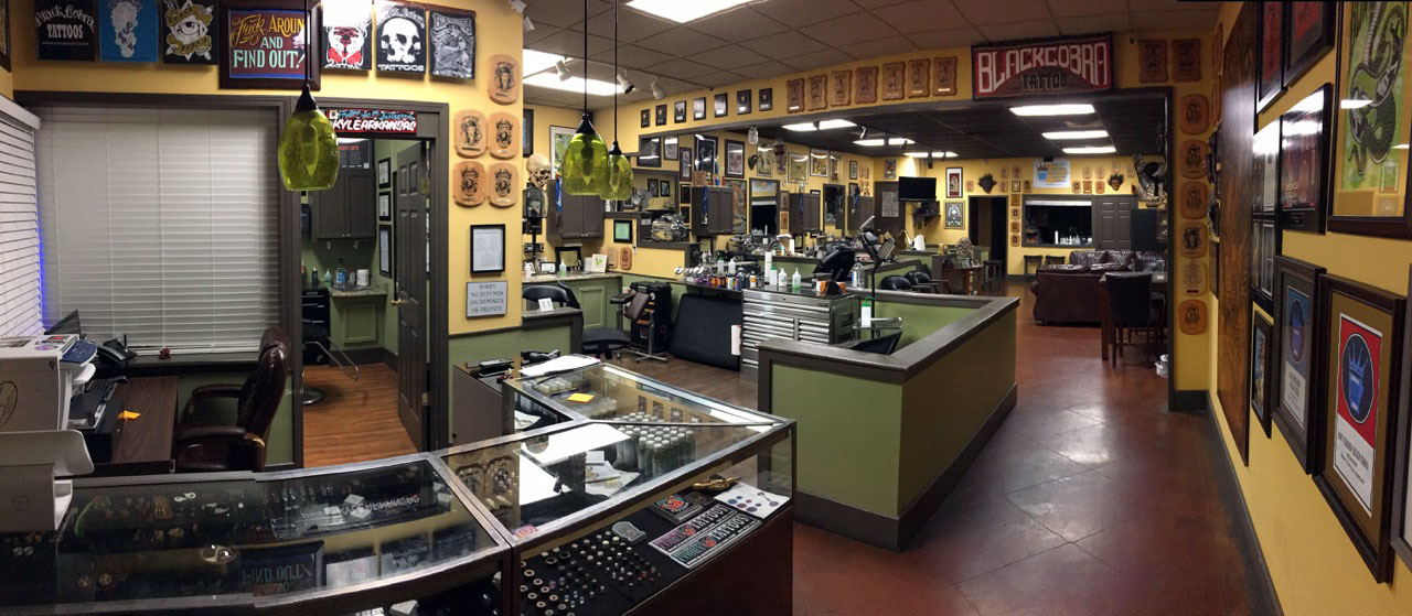 Black Cobra Tattoo Studio
