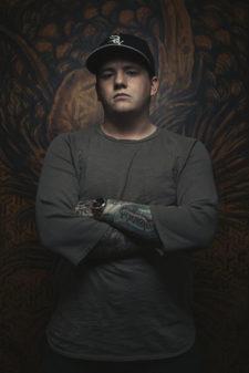 Blake Cranford - Black Cobra Tattoo